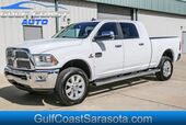 2015 Dodge RAM 2500 LONGHORN LARAMIE TURBO DIESEL 4x4 NAVI LEATHER LOADED