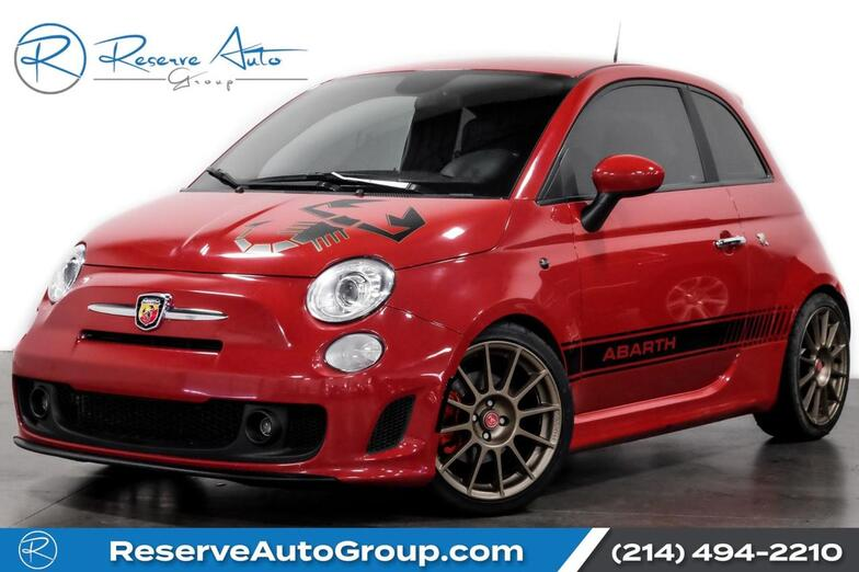 2015 FIAT 500 Abarth The Colony TX