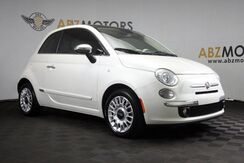 2015_FIAT_500_Lounge Heated Seats,Bluetooth,Sunroof_ Houston TX