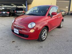 2015_FIAT_500_Pop_ Cleveland OH