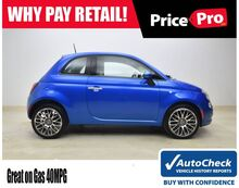 2015_FIAT_500_Pop_ Maumee OH