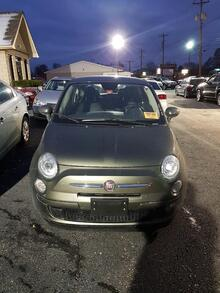 2015_FIAT_500_Pop_ North Versailles PA