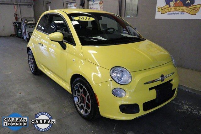 2015 FIAT 500 Sport Winter Haven FL
