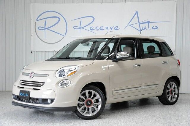 2015 FIAT 500L Lounge BackUp Camera Carfax Certified We Finance The Colony TX