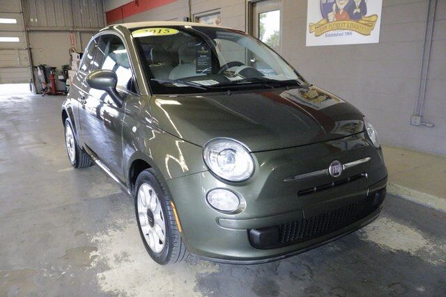 2015 FIAT 500c Pop Lake Wales FL