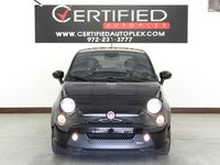 FIAT 500e BATTERY ELECTRIC HATCHBACK HEATED LEATHER SEATS REAR PARKING AID BLUETOOTH 2015