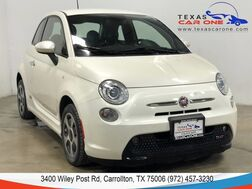 2015_FIAT_500e_BATTERY ELECTRIC LEATHER HEATED SEATS BLUETOOTH REAR PARKING AID_ Carrollton TX