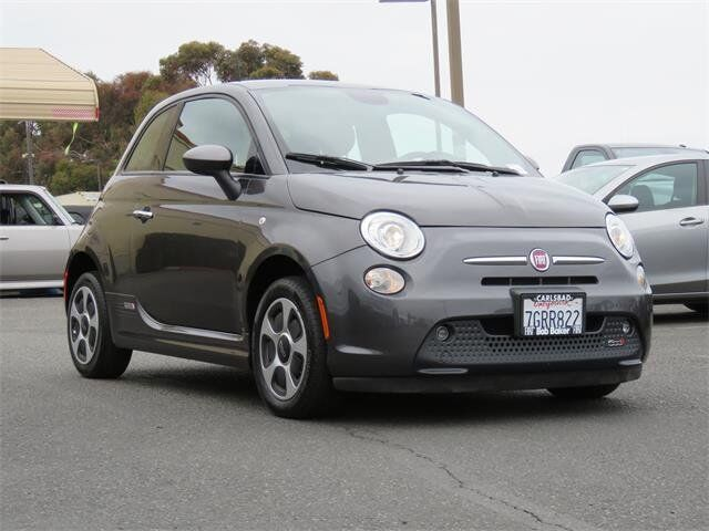 2015 FIAT 500e Electric Carlsbad CA