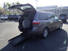 2015_FMI Toyota_Sienna Kneelvan_Wheelchair Accessible Van_ Anaheim CA