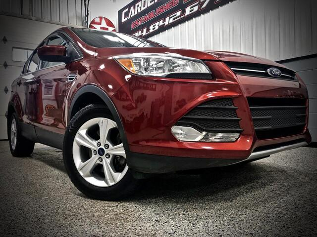 2015 FORD ESCAPE 4X4 SE 2.0L ECOBOOST Bridgeport WV