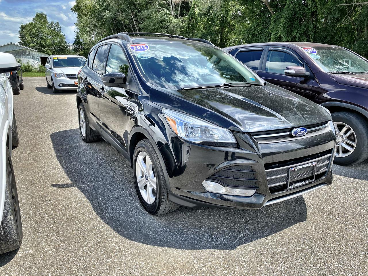 2015 FORD ESCAPE_SE