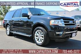 2015_FORD_EXPEDITION EL_Limited_ Chantilly VA