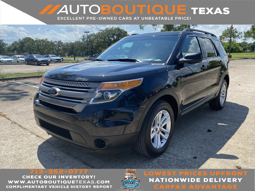 2015 FORD EXPLORER BASE Houston TX