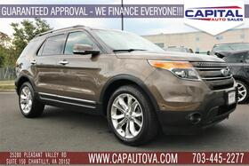 2015_FORD_EXPLORER_Limited_ Chantilly VA
