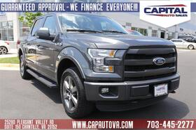 2015_FORD_F-150_Lariat_ Chantilly VA