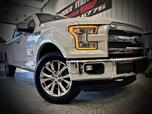 2015 FORD F150 CREW CAB 4X4 KING RANCH