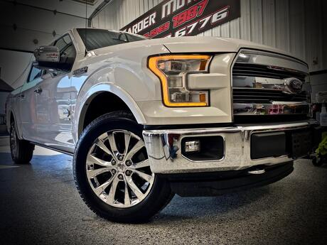 2015 FORD F150 CREW CAB 4X4 KING RANCH Bridgeport WV