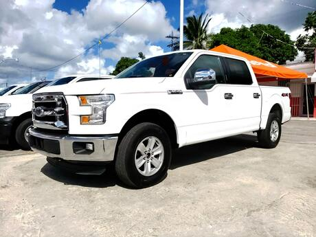 2015 FORD F150 SUPERCREW XLT Ponce PR