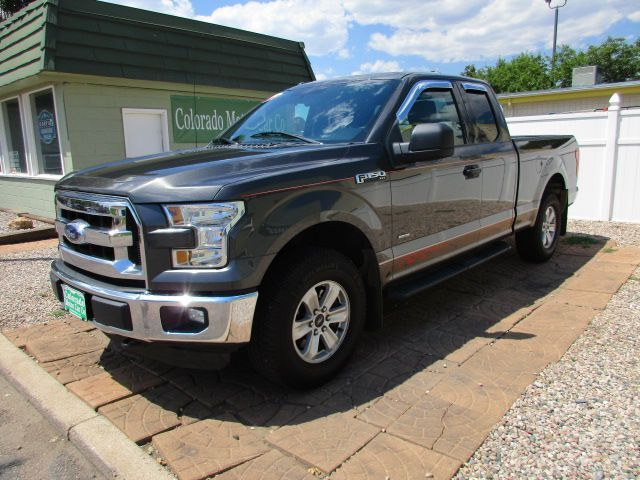 2015 FORD F150 XLT ECO SUPER CAB