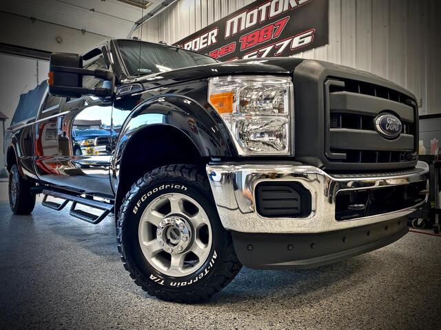 2015_FORD_F250 CREW CAB 4X4_XL_ Bridgeport WV