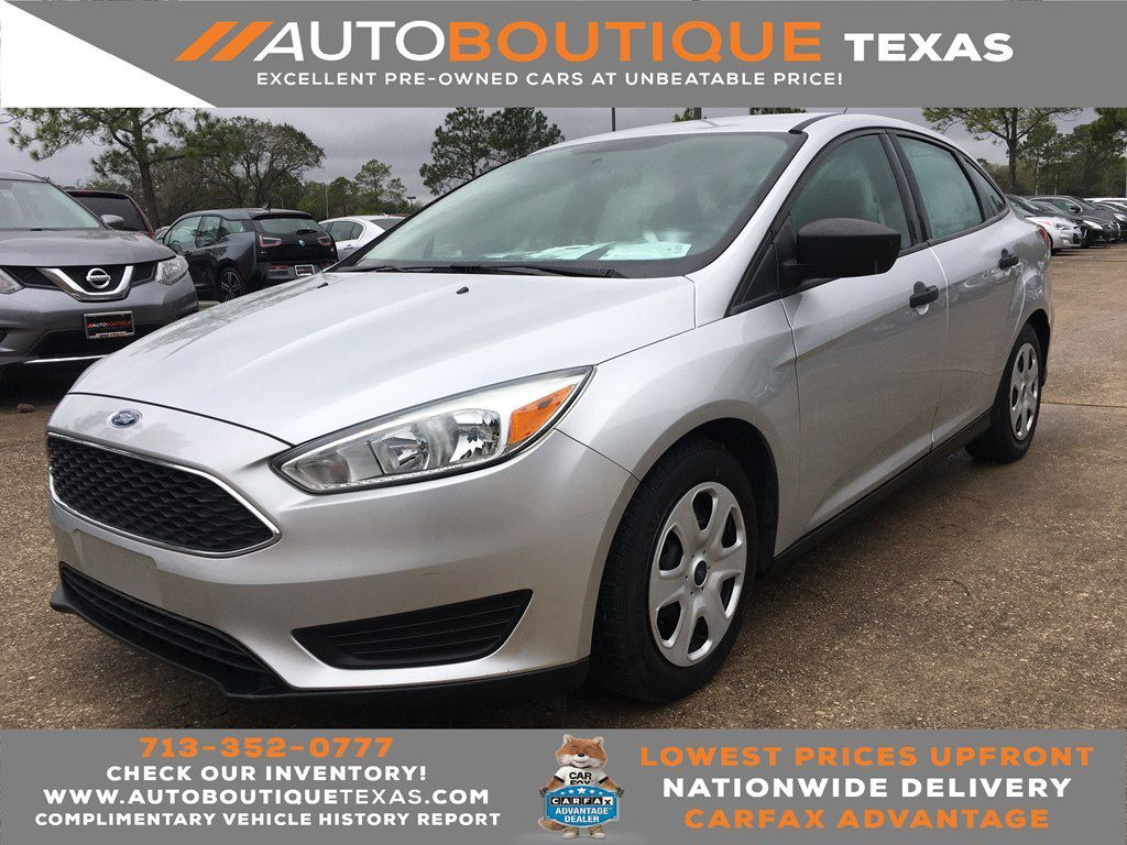 2015 FORD FOCUS S S Houston TX