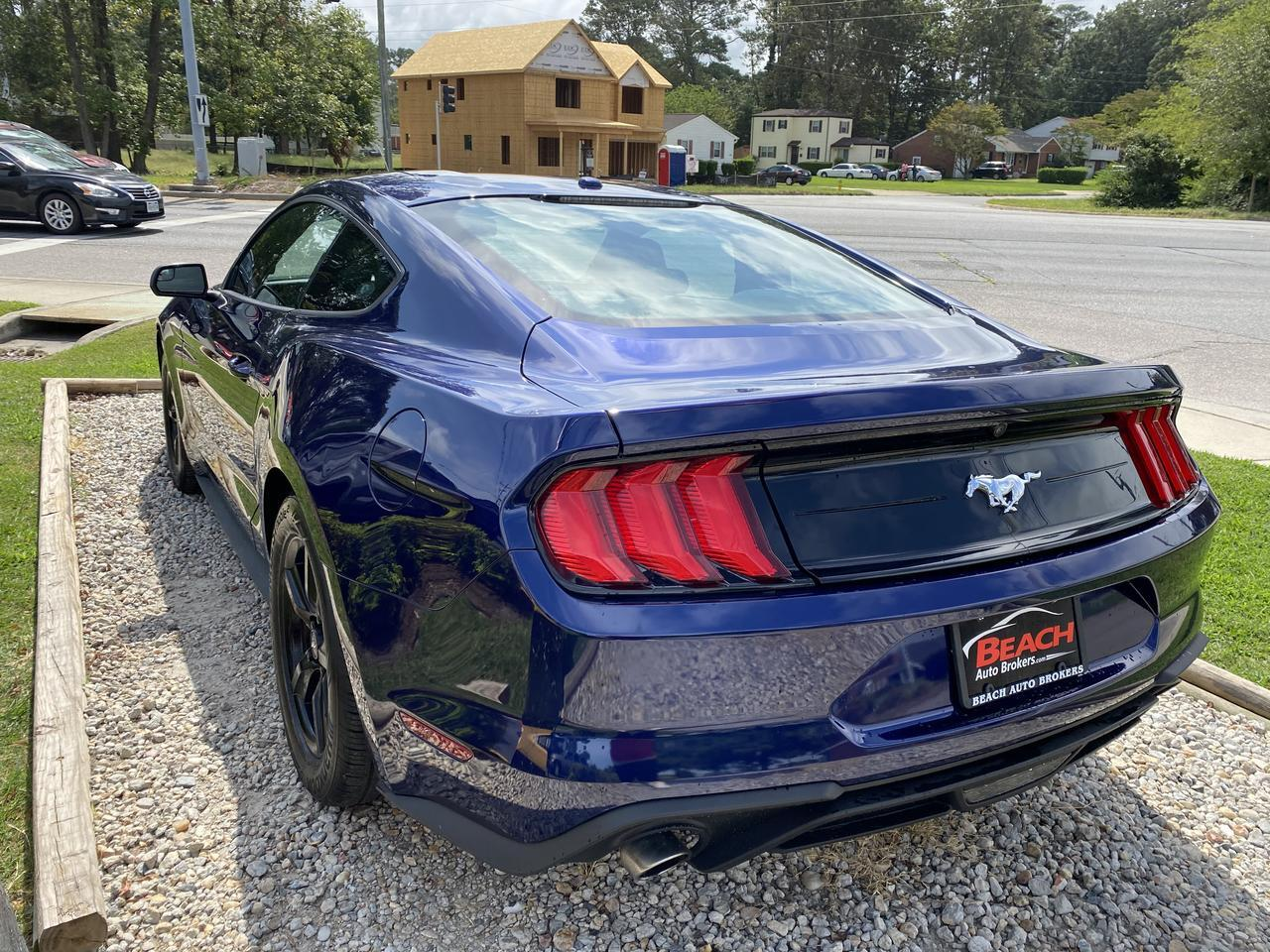 2015 FORD MUSTANG ECOBOOST, WARRANTY, BACKUP CAM, PARKING SENSORS, AUX/USB PORT, 1 OWNER,  CLEAN CARFAX, LOW MILES! Norfolk VA