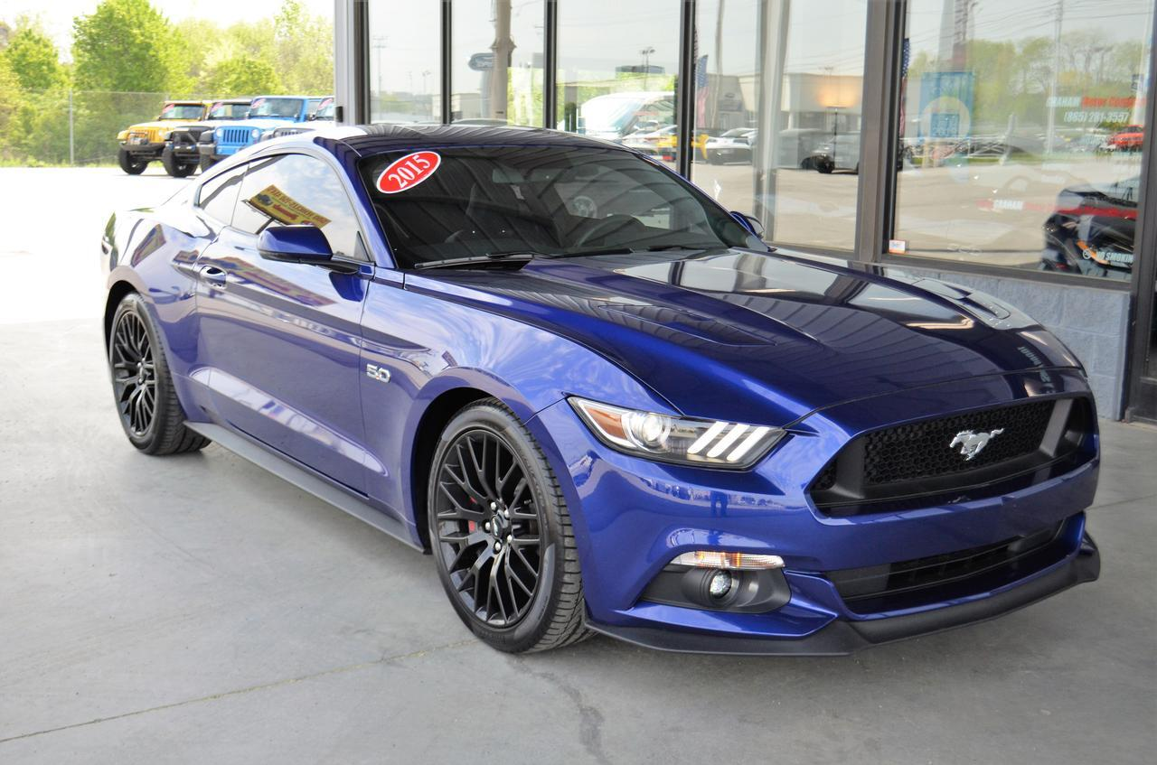 2015 FORD MUSTANG GT Knoxville TN