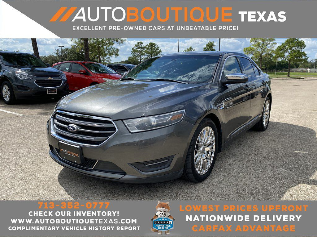2015 FORD TAURUS LIMITED LIMITED Houston TX