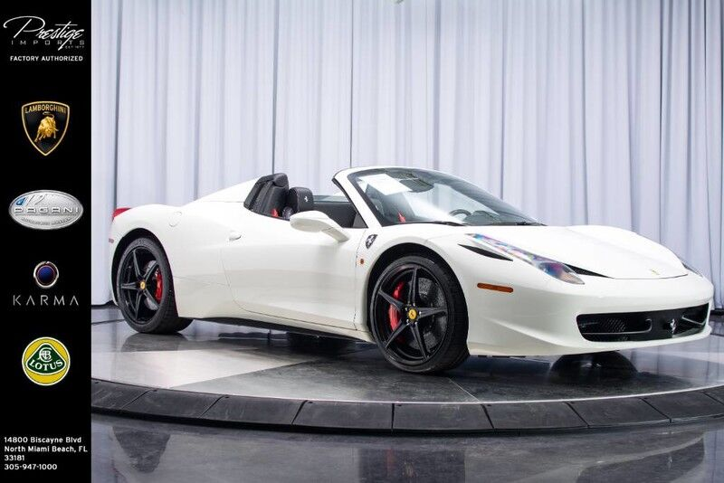 2015_Ferrari_458 Italia__ North Miami Beach FL