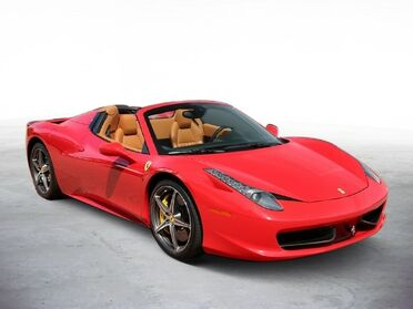 2015_Ferrari_458 Spider_Base_ Chicago IL