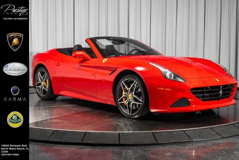 2015_Ferrari_California__ North Miami Beach FL