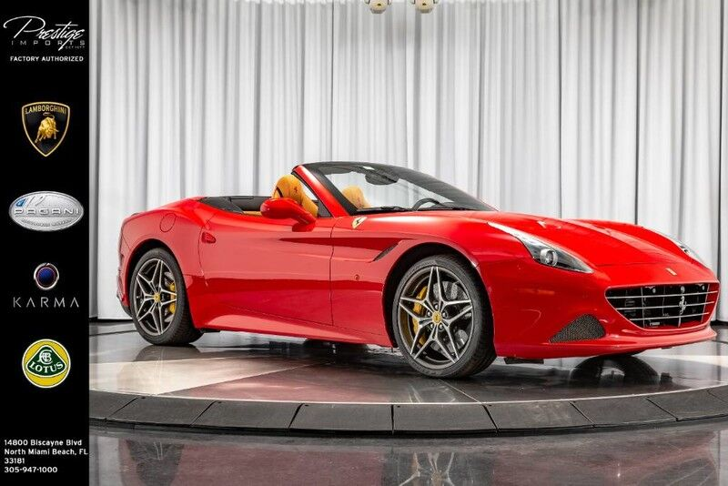 2015_Ferrari_California T__ North Miami Beach FL