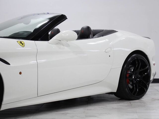 2015 Ferrari California T Forgiatos! Carbon Fiber! Two-Tone Suede/Leather! Burr Ridge IL