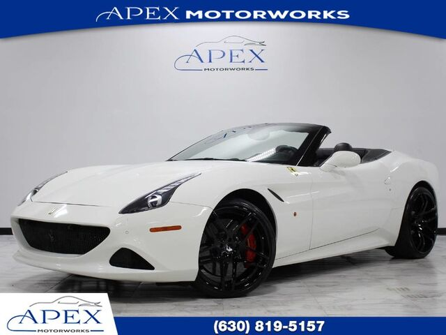 2015 Ferrari California T Forgiatos Carbon Fiber Two Tone Suede