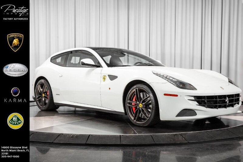 2015_Ferrari_FF__ North Miami Beach FL
