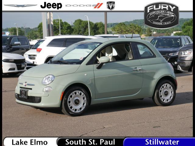 2015 Fiat 500 2dr HB Pop Lake Elmo MN