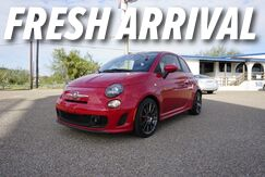 2015_Fiat_500_Abarth_ Brownsville TX