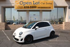 2015_Fiat_500_Abarth Hatchback_ Las Vegas NV