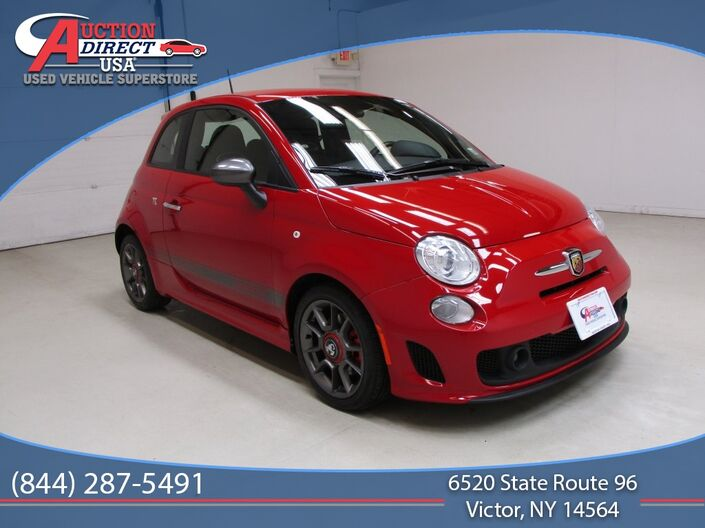 2015 Fiat 500 Abarth Raleigh