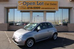 2015_Fiat_500_Pop Hatchback_ Las Vegas NV