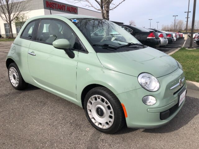 2015 Fiat 500 Pop Hatchback Olathe KS