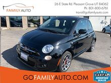 2015_Fiat_500_Sport Hatchback_ Pleasant Grove UT
