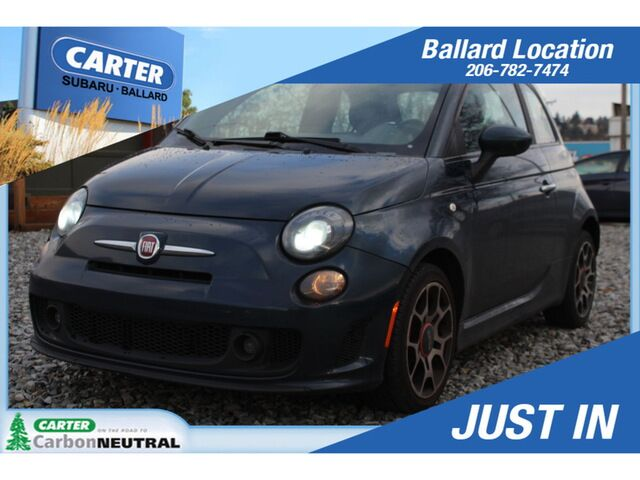 2015 Fiat 500 Turbo Seattle WA