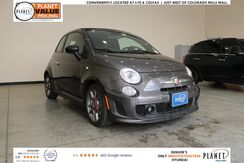 2015 Fiat 500c Abarth Golden CO