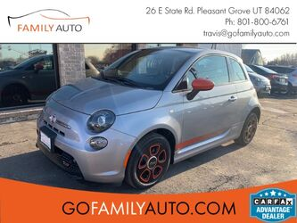 Fiat 500e Battery Electric Hatchback 2015
