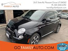 2015_Fiat_500e_Battery Electric Hatchback_ Pleasant Grove UT
