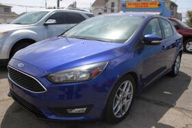 2015_Ford_Focus_SE_ Richmond CA