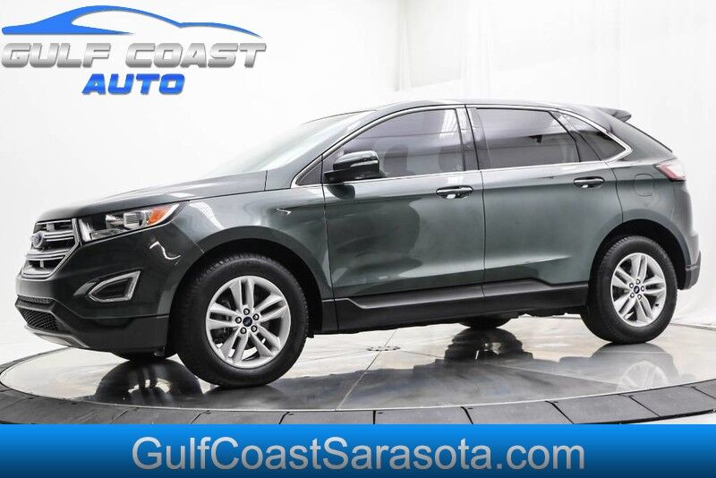 2015_Ford_EDGE_SEL 1FL OWNER CLEAN SUV RUNS GREAT COLD AC L@@K_ Sarasota FL
