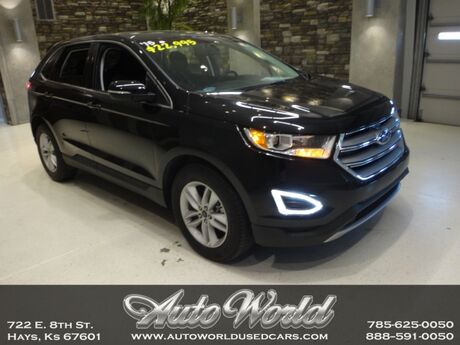 2015 Ford EDGE SEL FWD  Hays KS