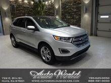 2015_Ford_EDGE TITANIUM FWD__ Hays KS